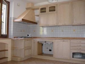 cucina laccata moderna