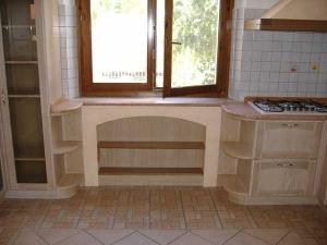 mobile mensole cucina